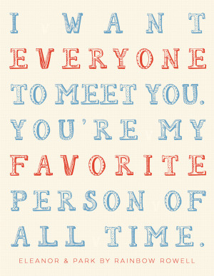 Eleanor and Park Quotes