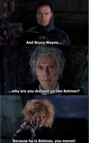 Tim Burtons, Batman!