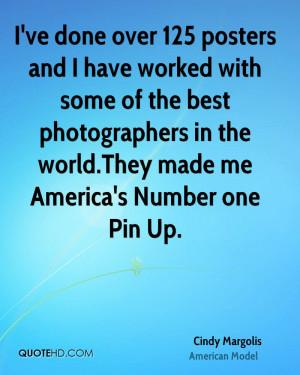 Cindy Margolis Photography Quotes