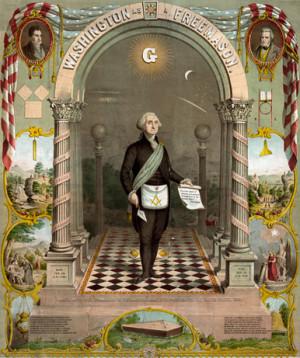 The Masonic Philosophy of George Washington