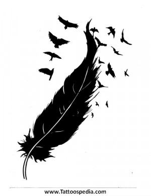 Feather%20Bird%20Tattoo%20Quotes%202 Feather Bird Tattoo Quotes 2