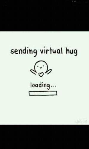 cute, i love hugs, love, pretty, quote, quotes, sending a hug