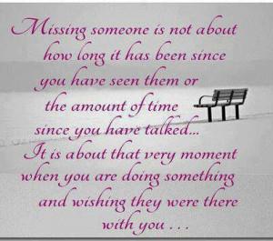 Miss you mumsy xxx ♥