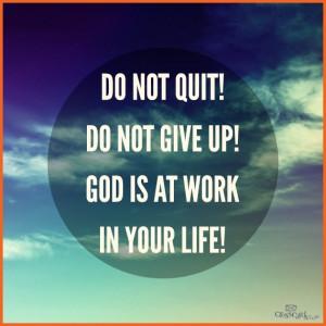 Gods got your back!