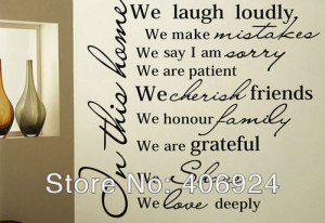 living room decor wall art quotes wall decals living room