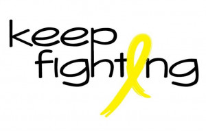 Bones Cancer Quotes, Yellow Ribbons, Childhood Cancer, Bones Cancer ...