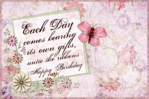 happy birthday sayings happy birthday greeting card quotes happy ...