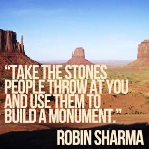 Robin Sharma Picture Quote 13