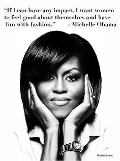 Michelle Obama #quotes #mobama More