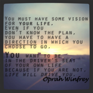 oprah winfrey quotes | drive, life, sunset, vision, direction, drivers ...