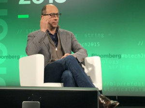 dick costolo at bloomberg tech 2015 the last time twitter ceo dick ...