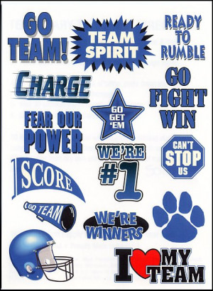 team spirit quotes