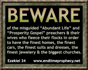 Quotes About Prosperity Gospel
