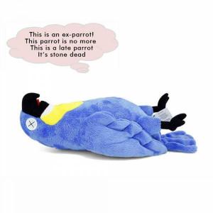 Monty Python Dead Parrot Plush Soft Toy