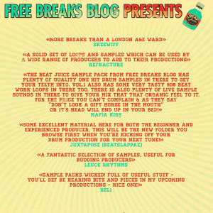 Original Breaks – Funky Beats With that vintage grit we all miss ...