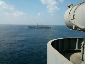 Thread: USS Harry S. Truman deployment 2013-2014