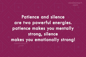 Patience Quotes and Sayings - Page 2