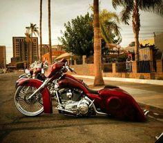 Bikers & Chicano Bikers