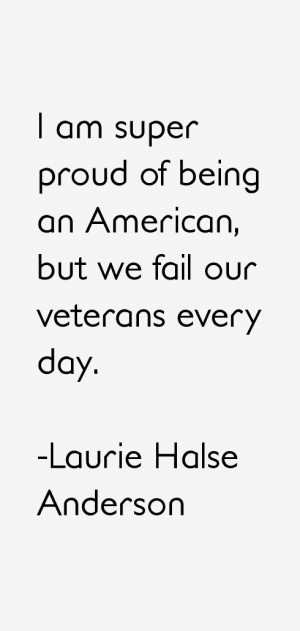 Laurie Halse Anderson Quotes & Sayings