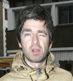 """On Liam imitating John Lennon: """"He was talking in a Scouse accent ..."""
