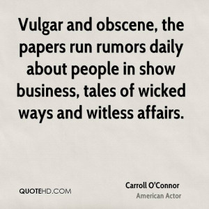 Carroll O'Connor Quotes