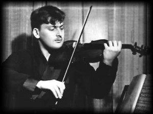 Yehudi Menuhin--The Violinist