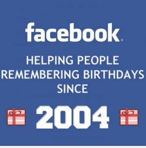 Thank you Facebook!