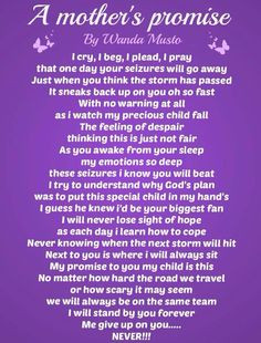 child with Epilepsy. My 5 year old daughter who suffers from Epilepsy ...