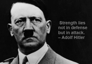 12 Adolf Hitler Inspirational Picture Life Quotes For Success