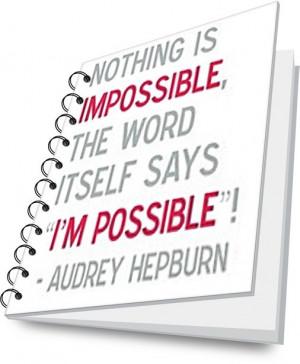 Sales quotes best motivational sayings audrey hepburn