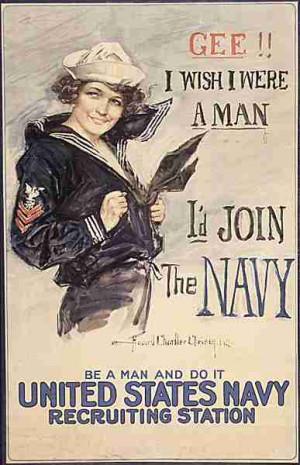 WORLD WAR I & II POSTERS
