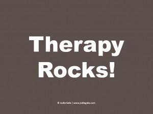 Therapy Rocks! Stigma, Soul Sickness & Psychotherapy