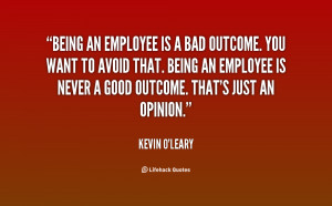 More Kevin O Leary Quotes