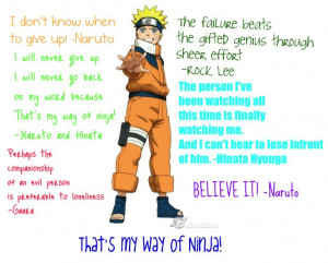Naruto quotes by windfox102