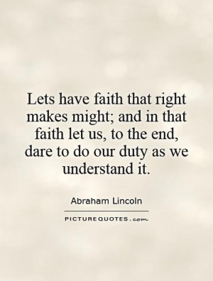 Have Faith Quotes and Sayings
