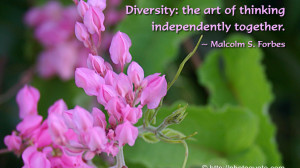 Diversity Quotes HD Wallpaper 2