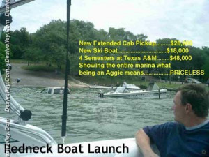 Funny Redneck Fishing Boat Wallpaper Desivalley