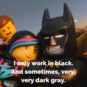 LEGO Batman Movie Quotes Funny