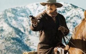 John Wayne in The Shootist Photo: PARAMOUNT/ALLSTAR