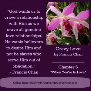 Crazy Love: Chapter 6 – When You're In Love (pp 101-103)