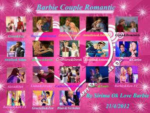Barbie Movies Barbie Couple Romantic