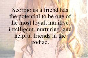 scorpio #friend #text #loyal #bestfriends #astrology #Zodiac