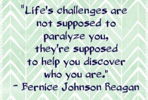 ... to face challenges like #Hearingloss! @InMyGoodEar #quotes #loss #deaf