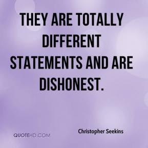 Quotes About Dishonest People