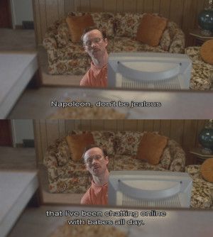 funny, kip, movie, napoleon dynamite, quote - inspiring picture on ...