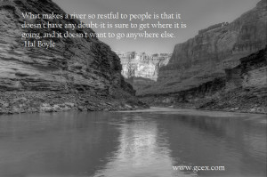 River Quote