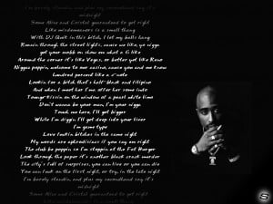Tupac Quotes Rap Lyrics And