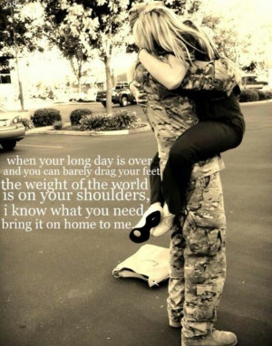 Ill Always be there for my marine