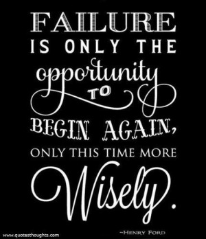 Nice motivational inspirational quotes thoughts henry ford failure ...