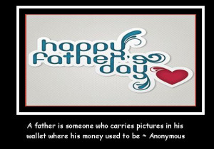 Celebrating Fathers Who Are Dad's